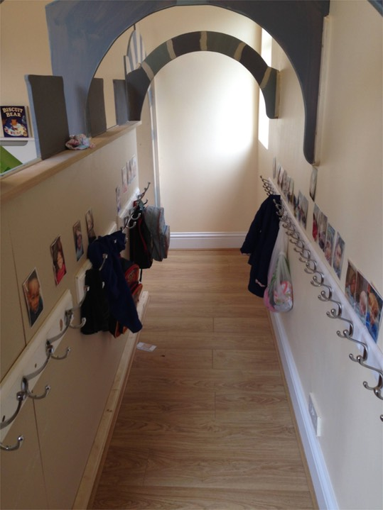 Childrens Cloakroom